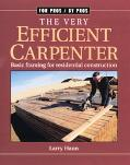 Very Efficient Carpenter Basic Framing for Residential Construction