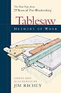 Tablesaw Methods of Work  The Best Advice from 25 Years from Fine Woodworking