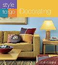 Style to Go, Decorating