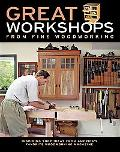 Great Workshops from Fine Woodworking