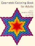 Geometric Coloring Book for Adults, Vol. 1