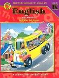 English & Phonics Basic Skills Workbooks With Answer Key/Grade K