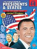 Complete Book of Presidents & States Grades 4-6