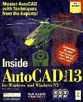 Inside Autocad Release 13 for Windows and Windows Nt/Book and Disk