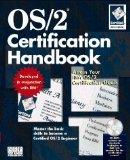 Os/2 Certification Handbook/Book and Disk