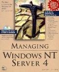Managing Windows NT Server - Dorothy L. Cady - Hardcover - BK&CD-ROM