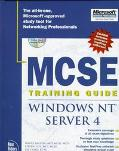 Mcse Training Guide:win.nt Serv.4-w/cd