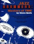 Jazz Drummers: Masters Of Time (Book & CD Set)