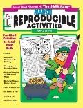 March Monthly Reproducibles