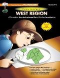 Mystery States - West