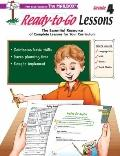 Ready-to-Go Lessons - Scott Lyons - Paperback