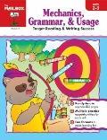 Target Reading & Writing Success: Mechanics, Grammar, & Usage