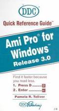 Ami Pro for Windows Release 3.0