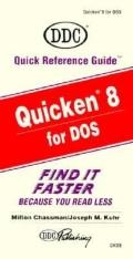 Quicken 8.0 DOS