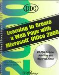Learning to Create a Web Page With Office 2000
