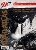AAA North American Road Atlas: Atlas of the United States, Canada, and Mexico, Vol. 998