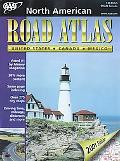 AAA North American Road Atlas 2001