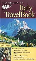 AAA Italy Travelbook 2001