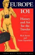 Europe 101:history+art F/traveler