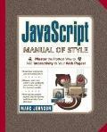 Javascript 2.1 Manual of Style