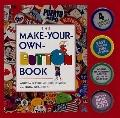 The Make-Your-Own Button Book - Andrea Wayne-Von Konigslow - Paperback