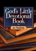 God's Little Devotional for Students