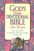 God's Little Devotional Bible for Women: New King James Version (NKJV)