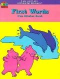 First Words - McClanahan Book Company - Paperback