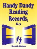 Handy Dandy Reading Records, K-3