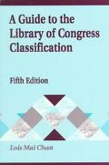 Guide to the Library of Congress Classification