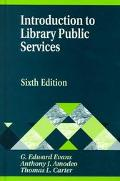 Intro.to Library Public Services