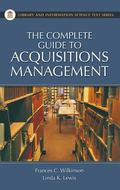 Complete Guide to Acquisitions Management