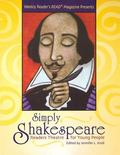 Simply Shakespeare Readers Theatre for Young People  Presented by Weekly Reader's Read Magazine