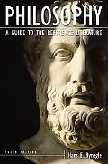 Philosophy A Guide to the Reference Literature
