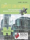 Complete Lean Enterprise Value Stream Mapping For Administrative And Office Processes
