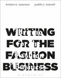 Writing for Fashion
