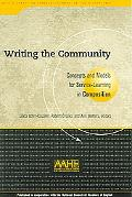 Writing the Community Concepts and Models for Service-Learning in Composition