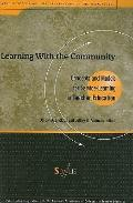 Learning With The Community Concepts And Models For Service-learning In Teacher Education