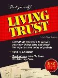 The E-Z Legal Guide to Living Trust