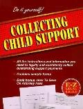 E-Z Legal Guide to Collecting Child Support - E-Z Legal - Paperback