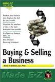 Buying and Selling a Business Made E-Z (Made E-Z Guides)