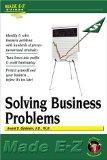 Troubleshooting Your Business Made E-Z (Made E-Z Guides)