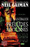 Sandman Preludes & Nocturnes  Graphic Novel