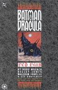 Batman - Dracula Red Rain