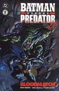 Batman VS. Predator II: Bloodmatch - Doug Moench - Paperback - Graphic Novel