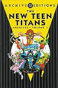 New Teen Titans Archives 1
