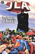 Jla Tower of Babel