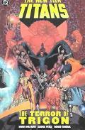 New Teen Titans The Terror of Trigon