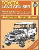 Toyota Land Cruiser FJ40, 43,45, 55 & 60,  '68'82 (Haynes Manuals)