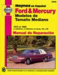 Ford and Mercury Mid Size 75-86